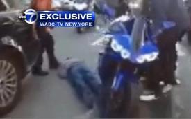 """Vụ môtô """"quây"""" Range Rover: Video mới quay cảnh Alexian Lien bị đánh"""